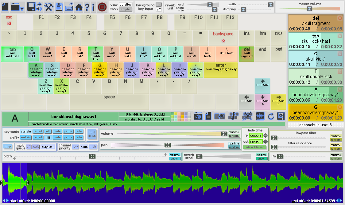 Click to view Soundplant for Windows screenshots